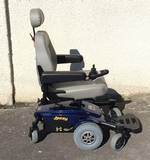 Used- <i>Like New</i> Pride Jazzy Select 6 Power Wheelchair